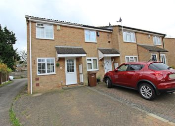 Thumbnail 2 bed end terrace house for sale in Croydon Close, Lordswood, Kent.
