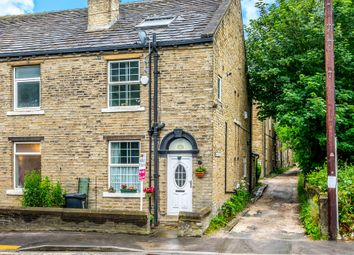 Thumbnail 3 bedroom end terrace house for sale in Halifax Road, Hipperholme, Halifax