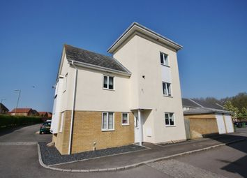 Thumbnail 4 bed detached house for sale in Acanthus Court, Whiteley, Fareham