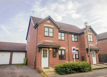 Thumbnail 3 bedroom semi-detached house to rent in Blansby Chase, Emerson Valley, Milton Keynes