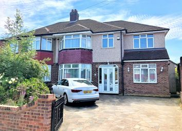 Thumbnail 5 bed semi-detached house for sale in Nutfield Gardens, Northolt