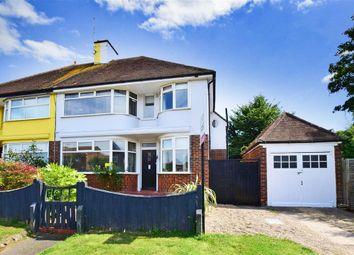 Thumbnail 4 bed semi-detached house for sale in Southwick Street, Southwick, West Sussex