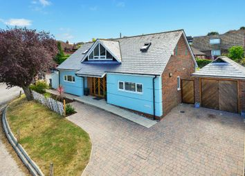 Thumbnail 4 bed detached house for sale in Grosvenor Road, Seasalter, Whitstable