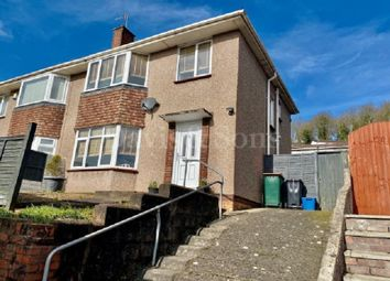 3 bed semi-detached house for sale in Glanwern Close, Off Chepstow Road, Newport. NP19