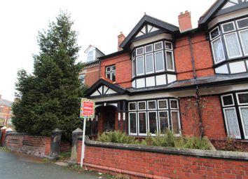 Thumbnail 4 bed terraced house for sale in Talbot Road, Wrexham