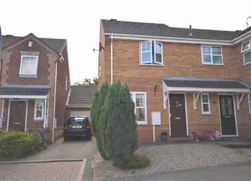 Thumbnail 2 bed semi-detached house for sale in 11, Bar Croft, Upper Newbold, Chesterfield, Derbyshire