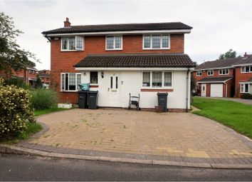 Thumbnail 4 bed detached house for sale in St. Peters Close, Birmingham