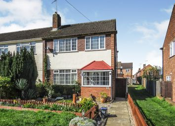 Thumbnail 3 bed semi-detached house for sale in Queenswood Avenue, Hutton, Brentwood
