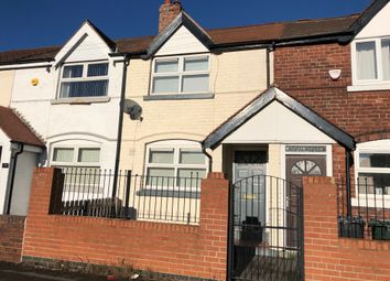 Thumbnail 2 bedroom terraced house to rent in Nelson Road, Maltby, Rotherham, South Yorkshire