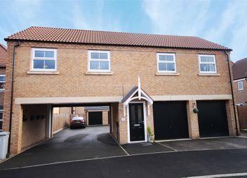 Thumbnail Flat for sale in Snowdrop Avenue, Newark, Nottinghamshire.
