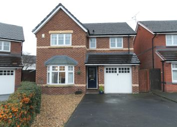 Thumbnail 4 bed detached house for sale in Acacia Court, Llay, Wrexham