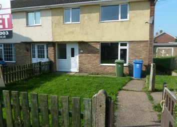 Thumbnail 3 bed semi-detached house to rent in Caunton Close, Meden Vale, Mansfield
