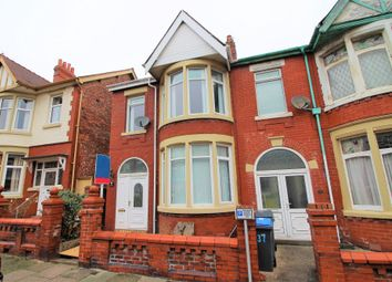 Thumbnail 3 bed end terrace house to rent in Gainsborough Road, Blackpool, Lancashire