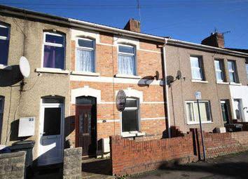 Thumbnail 2 bed terraced house for sale in Clifton Street, Swindon
