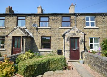 Thumbnail 3 bed cottage for sale in Long Moor Lane, Shelley, Huddersfield
