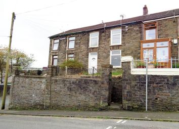 Thumbnail 2 bed terraced house for sale in Gilfach Road, Tonypandy