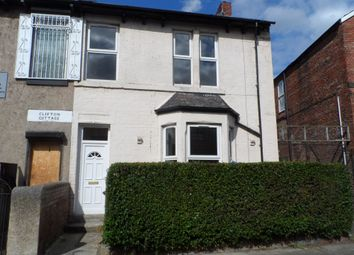 Thumbnail 3 bed semi-detached house to rent in Tynemouth Road, Heaton, Newcastle Upon Tyne
