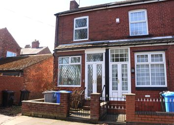 Thumbnail 2 bed end terrace house for sale in Haslemere Road, Flixton, Manchester