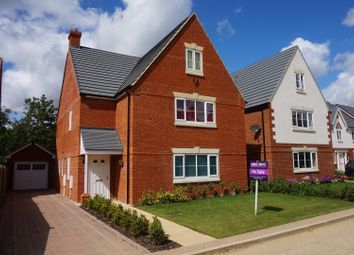 Thumbnail 5 bed detached house for sale in Garden Close, Grantham