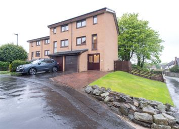 Thumbnail 4 bed end terrace house for sale in Woodfield Park, Colinton Village, Edinburgh