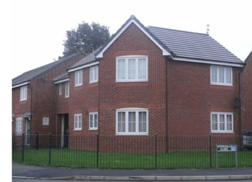 Thumbnail 2 bed flat to rent in Overton Close, Westvale, Kirkby