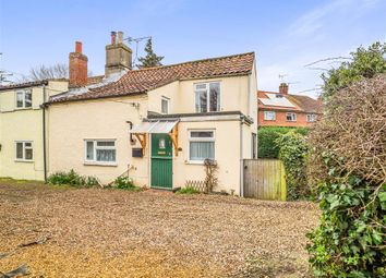 Thumbnail 3 bed semi-detached house for sale in High Street, Marsham, Norwich