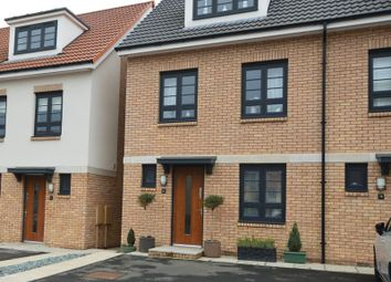 Thumbnail 3 bedroom terraced house for sale in Barley Bank Meadow, Leegomery, Telford