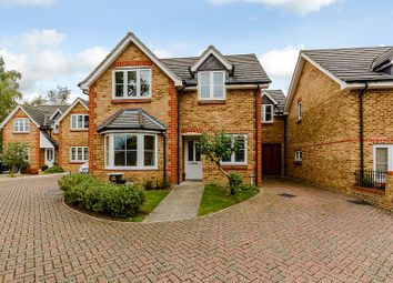 Thumbnail 4 bed semi-detached house for sale in Fieldhurst Close, Addlestone