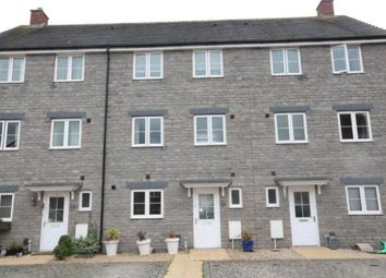 Thumbnail 4 bed terraced house for sale in Blue Cedar Close, Yate, Bristol, Gloucestershire