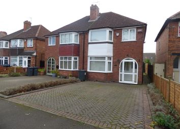 Thumbnail 3 bed semi-detached house to rent in Mavis Road, Longbridge, Northfield, Birmingham