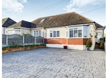 Thumbnail 2 bed semi-detached bungalow for sale in Pump Lane, Gillingham