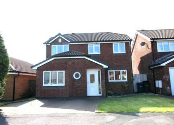 Thumbnail 4 bed detached house for sale in Todd Lane North, Lostock Hall, Preston