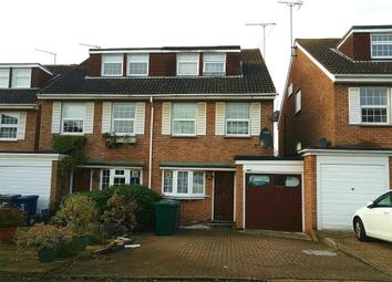 Thumbnail 4 bedroom property for sale in Bishops Close, Barnet