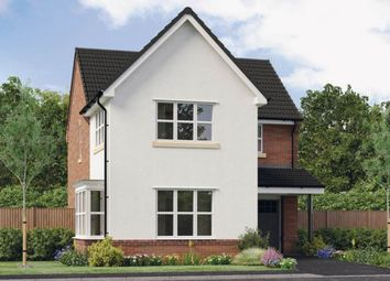 Thumbnail 3 bed detached house for sale in Peel House Lane, Widnes