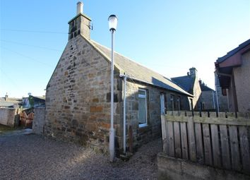 Thumbnail 2 bedroom semi-detached bungalow for sale in Dunbar Street, Burghead, Forres