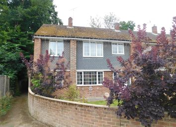 Thumbnail 4 bed end terrace house for sale in Cricket Lea, Lindford