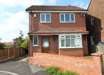Thumbnail 3 bed detached house for sale in Goyt Road, Marple, Stockport