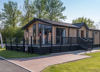Thumbnail 2 bed lodge for sale in Bredy Lane Burton Bradstock, Bridport