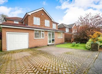 Thumbnail 4 bed detached house for sale in Winchester Road, Hale, Altrincham, Greater Manchester