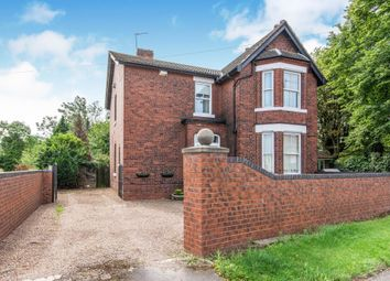 Thumbnail 4 bedroom detached house for sale in Warmsworth Road, Balby, Doncaster
