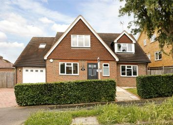 Thumbnail 4 bedroom detached house for sale in Woodland Way, Marlow, Buckinghamshire