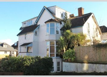 Thumbnail 2 bed flat for sale in Earle Road, Westbourne, Bournemouth