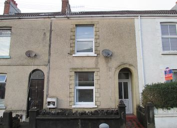 Thumbnail 4 bedroom terraced house for sale in Waterloo Place, Brynmill, Swansea, City & County Of Swansea.