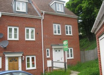 Thumbnail 4 bed terraced house for sale in Scholars Close, Handsworth, Birmingham