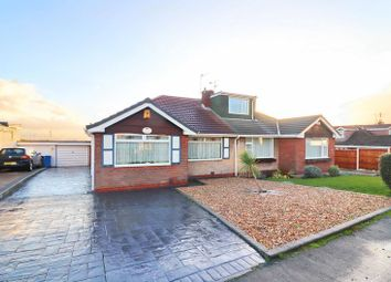 Thumbnail 2 bed semi-detached bungalow for sale in Gilda Road, Worsley, Manchester