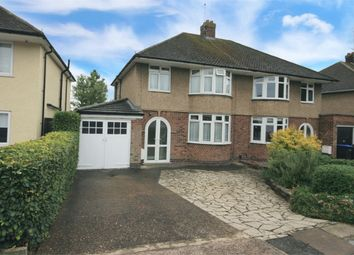 Thumbnail 3 bed semi-detached house for sale in Spinney Hill Road, Northampton