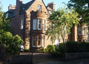 Thumbnail 3 bed flat to rent in Dirleton Avenue, North Berwick, East Lothian