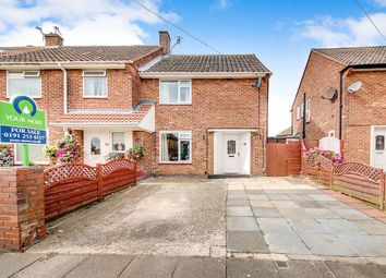 Thumbnail 2 bed semi-detached house for sale in Ennerdale Road, North Shields
