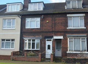 Thumbnail 3 bed terraced house for sale in Queen Street, Scunthorpe