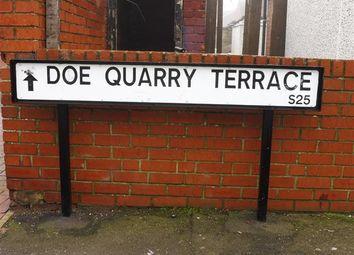 Thumbnail 2 bedroom end terrace house to rent in Doe Quarry Terrace, Dinnington, Sheffield